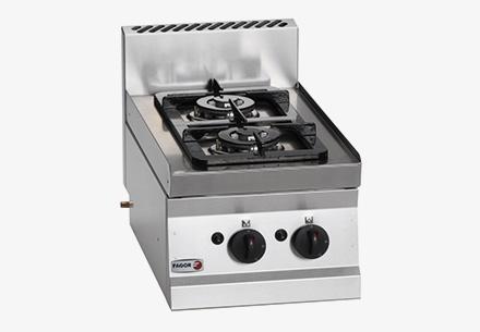 Cocinas De Gas Pequenas.Gama 600 Cocinas A Gas Espacio Horeca